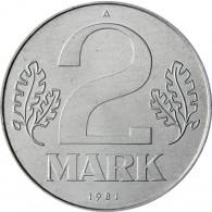 J.1516 DDR 2 Mark 1981 A