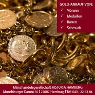 Münzen Gold Silber Ankauf