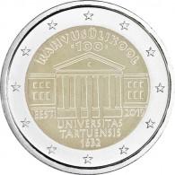 2 Euro Estland 100. Jahrestag der Gründung der Universität Tartu 2019 kaufen
