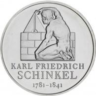 Deutschland 10 Euro 2006 stgl. Karl Friedrich Schinkel