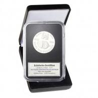 10 Mark Silber 1977 Otto von Guericke Polierte Platte im Etui Münzen der DDR
