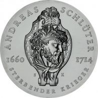 J.1634 - DDR 20 Mark 1990 Stgl. Andreas Schlüter