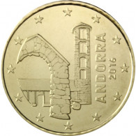 Andorra 50 Euro-Cent 2016 Kursmünze