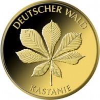 BRD 20 Euro 2014 Gold Kastanie stg. Mzz.: Historia-Wahl