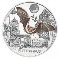 Münze Österreich 2016 Fledermaus
