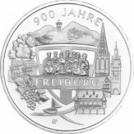 Deutschland-20-Euro-900-Jahre-Freiburg-stgl-I