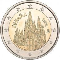 2 Euro Münze Spanien 2012