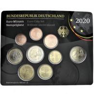 Deutschland 3,88 Euro 2020 KMS Stempelglanz Münzzeichen: J