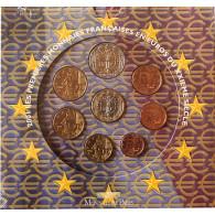 Frankreich 3,88 Euro 2001 Stgl. KMS im Folder