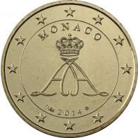Monaco 10 Cent 2014 stgl.