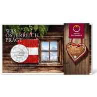 Österreich 10 Euro 2016 hgh Bundeslandserie  aus Kinderhand: Österreich