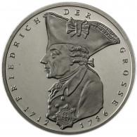 Deutschland 5 DM 1986 Stgl. Friedrich der Große