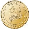 Monaco 20 Cent bankfrisch Fürst Rainer III