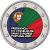 Portugal 2 €uro 2021 EU-Ratspräsidentschaft-FARBE---2021T8254 - Portugal_2021_2euro_Presidency_KM_KM