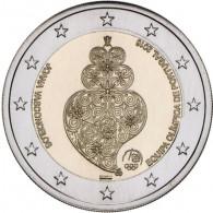 2 Euro Münze Portugal Olympiade Rio