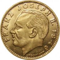 Liechtenstein 10 Franken Gold  1946  40 Geb. Franz Josef II.