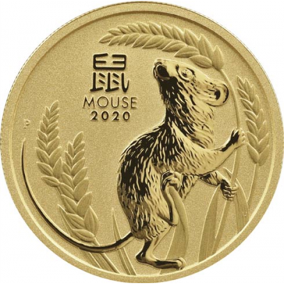 Australien-100-Dollars-2020-Maus-I