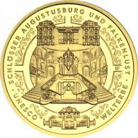 Deutschland 100 Euro Gold 2018 Schlösser Mzz. G