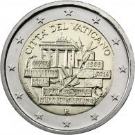 Vatikan 2 Euro 2014 - 25 Jahre Mauerfall