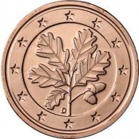 Deutschland 2 Cent 2015  Mzz D