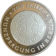 DDR 10 Mark Guldenprobe PP 700 Jahre Muenze Berlin