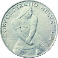 Schweiz 5 Franken Silber 1939  600 Jahre Schlacht bei Laupen
