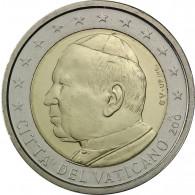 Vatikan 2 Euro Johannes Paul II.