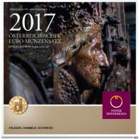 Österreich 3,88 Euro 2017 Hgh KMS  im Folder