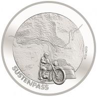 Schweiz 20 Franken 2020 Stgl. Sustenpass
