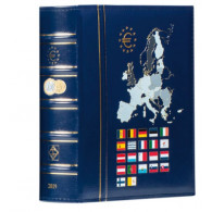Zubehör für Kursmünzen 359227 - VISTA Jahrgangsalbum 2019 bestellen Münzkatalog