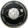 10 Euro 2005 Silbermünze zur Fußball-WM 2006 2. Ausgabe aus Deutschland
