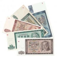 DDR Banknoten und Münzen Serie 1964 Kassenfrisch kaufen