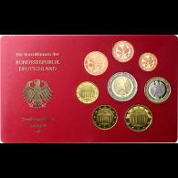 Deutschland 3,88 Euro 2003 PP Mzz. F  I