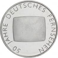 Deutschland 10 Euro 2002 Fernsehen