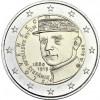 2 Euro Gedenkmünze Slowakei 100. Todestag von Milan Rastislav Štefánik 2019