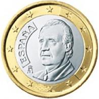Spanien 1 Euro 1999 bfr. König Juan Carlos I.