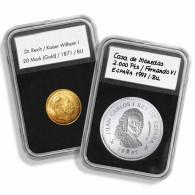 Münzkapsel Everslab ohne Ausstanzung Zubehör für Münzen kaufen