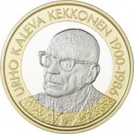Finnland 5 Euro 2017  Präsidenten-Serie - Kekkonen