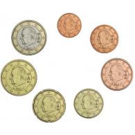 Belgien 1,88 Euro 2011 bfr. KMS 1 Cent - 1 Euro lose