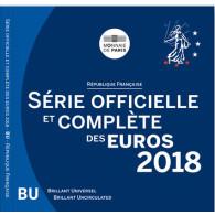 Frankreich 3,88 Euro 2018 stgl. KMS im Folder