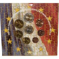 Frankreich 3,88 Euro 2000 Stgl. KMS im Folder