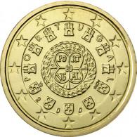 Portugal 50 Cent 2008 bfr.Siegel von Don Alfonso Henriques