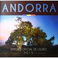 Euro Kursmünzensatz aus Andorra neu online bestellen