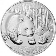 China 10 Yuan Silber 2011 Panda 1 Unze Silber kaufen