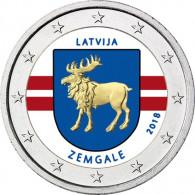 Zemgale - Regionen aus Lettland 2018