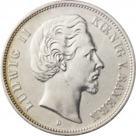 J. 42   Bayern  5 Mark Ludwig II 1874-76  SONDERPREIS