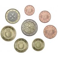 Kursmuenzen Malta Euro Cent 2013 bankfrisch