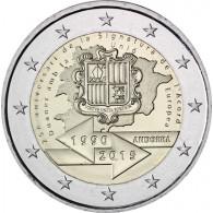 2 Euro Gedenkmünze 2015 Zollunion EU