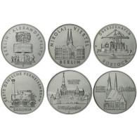 DDR Gedenkmünzen 5 Mark Silber Muenzen Gold Kataloge