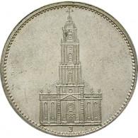 J.357 - 5 Reichsmark  Garnisonkirche  1934 -1935